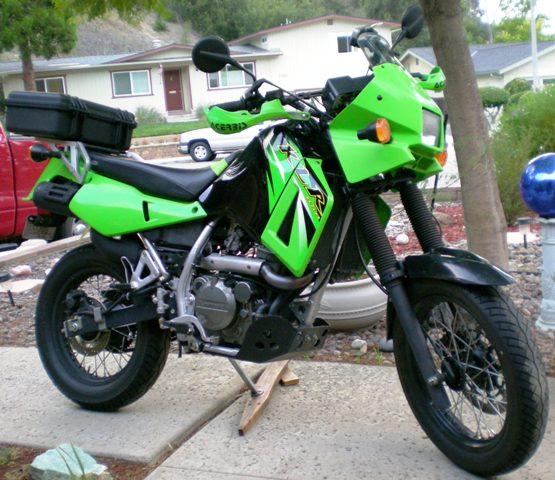 Any KLR650 KLR6650 supermoto??? - KLR650.NET Forums - Your Kawasaki ...